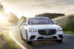 Uuden ajan perheauto – Mercedes-Benz GLB