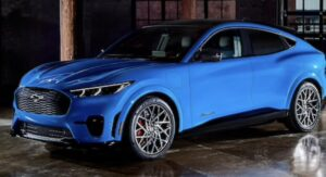 Luokkansa nopein – Ford Mustang Mach-E GT – saapuu Eurooppaan